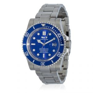 Louis Cottier HB3840C4BM1 - Montre pour homme Aqua Diving