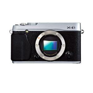 Fujifilm X-E1 (Boitier nu)