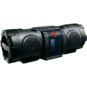 JVC RV-NB75BE - BoomBlaster avec subwoofer