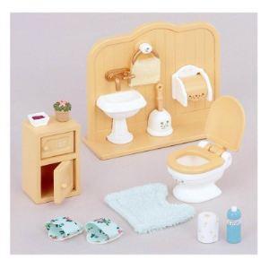 Epoch Sylvanian Families 3562 - Set salle de bain