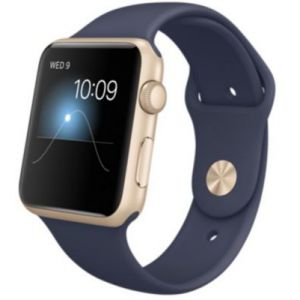 Apple Watch Sport 42 mm - Montre connectée boîtier alu bracelet sport