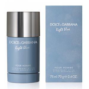 Dolce & Gabbana Light Blue - Déodorant stick pour homme