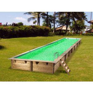 piscine hors sol bois rectangulaire 3m 13 piscine hors sol 6mx3m echelle aluminium 4 m comparer