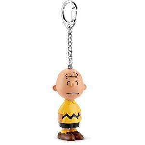 Schleich 22040 - Porte-clés Snoopy Charlie Brown