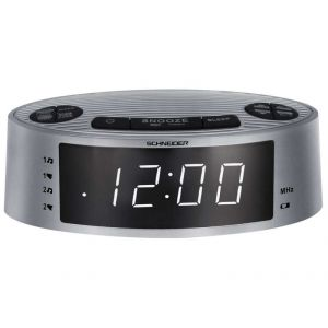 Schneider SC200ACL - Radio réveil double alarme
