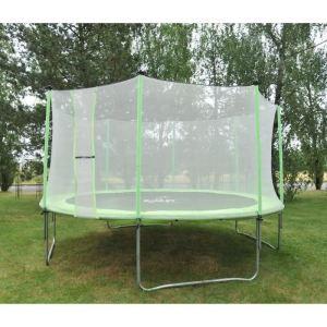 Soulet Trampoline avec filet de protection 420 cm