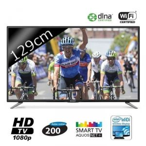 Sharp LC-49CFE6032E - Téléviseur LED 125 cm Full HD Smart TV