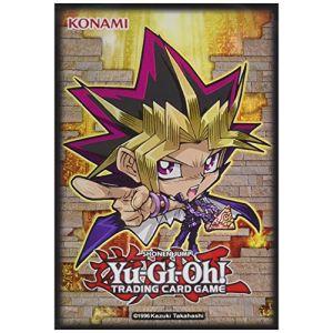 Konami YGO-CCS16 - 50 protèges cartes Chibi