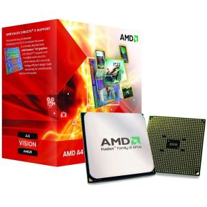 AMD A4-3300 (2,5 GHz) - Socket FM1