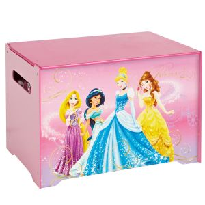 Worlds Apart Coffre à jouets Disney Princesses