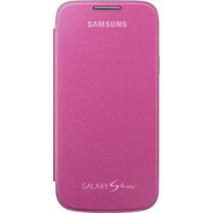 Samsung EF-FI919BP - Samsung Flip Cover pour S4 mini