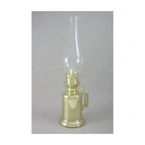 Gaudard Lampe à pétrole / applique en laiton (300 mm)
