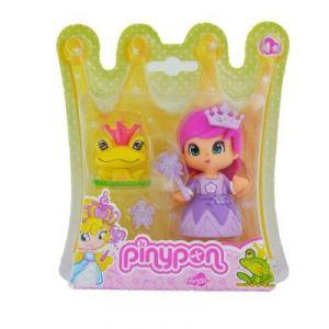 Famosa Pinypon - Princesse robe violette et grenouille
