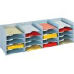Paperflow Bloc de classement 20 cases (A4)