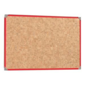 tableau liege cadre rouge comparer 236 offres. Black Bedroom Furniture Sets. Home Design Ideas