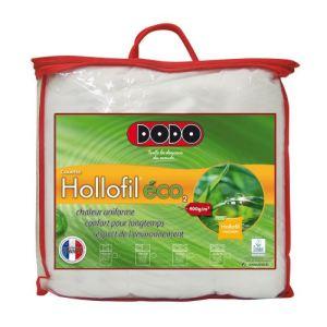 Dodo Couette Hollofil Eco2  200 x 200 cm 400g/m²