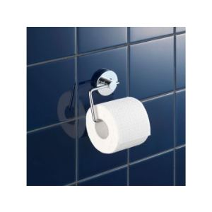 Wenko 20899100 - Dérouleur de papier WC mural Vacuum Loc Milazzo