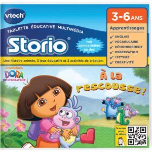 Vtech Jeu tablette Storio 2 : Dora