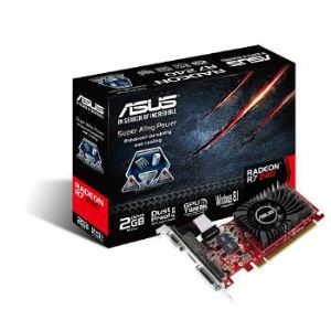 Asus R7240-2GD3-L - Carte graphique AMD Radeon R7 240 2 Go HDMI/DVI PCI Express