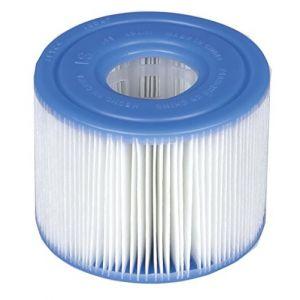 Intex 29001 - 2 cartouches de filtration pour Spa