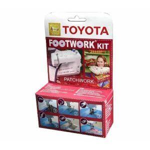 Toyota 679340-CCA10 - Kit Patchwork pour machine à coudre