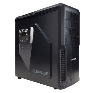 Zalman Tech Co. Ltd. Z3 Plus - Boîtier Moyen Tour sans alimentation