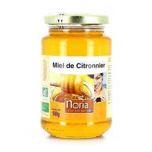 Noria Miel de citronnier BIO Espagne 500g