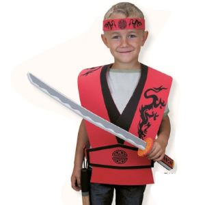 Le Coin des Enfants Epée de ninja : Katana