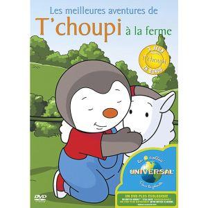 T'Choupi : T'Choupi  à la ferme - volume 7