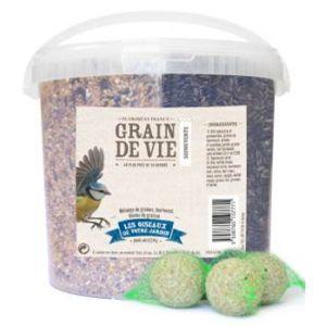 Grain de vie Seau découverte 6,35 kg