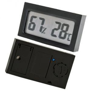 Amazplu Station météo LCD avec thermomètre et hygromètre