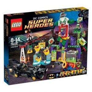 Lego 76035 - Super Heroes : DC Comics - Jokerland