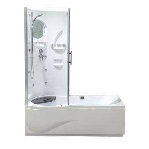 Gelco palao cabine de douche int grale baignoire for Baignoire cabine de douche integree