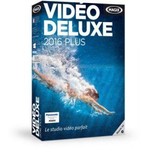 Vidéo deluxe 2016 plus pour Windows