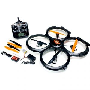 Udi R/c U829A - Drone caméra HD 1280x720p