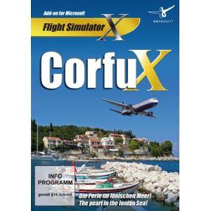 Corfu X - Add-On pour Flight Simulator X sur PC