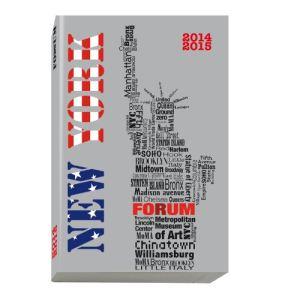 Exacompta Agenda journalier Forum Typo City (12 x 17 cm)