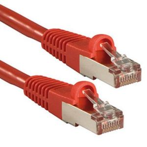 Lindy 47033 - Câble réseau cat.6 S/FTP PIMF Patch 2 m.