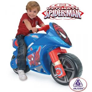 Injusa Grande moto Winner Ultimate Spiderman