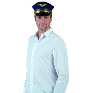 Casquette pilote d'avion