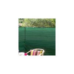 Intermas Gardening 174085 - Natte brise vue tissée Supratex à boutonnière 3 x 1 m