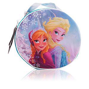 Markwins Trousse de maquillage ongles + yeux Frozen Boule de neige