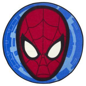 Tapis rond Spider-Man (74 x 74 cm)