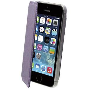 Muvit MUCRF0002 - Housse à clapet pour iPhone 5s/5