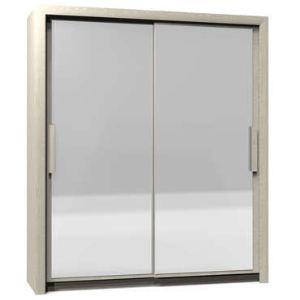 Armoire Pérfect 2 portes (182 cm)