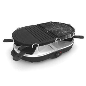 Harper RG 5 - Raclette / pierre / grill' 8 personnes