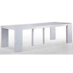 Table extensible à motif Celebrity
