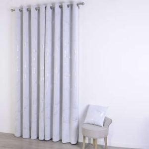 Rideau occultant en polyester (140 x 260 cm)