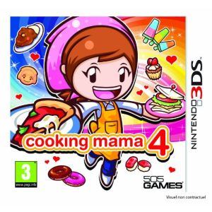 Cooking Mama 4 sur 3DS