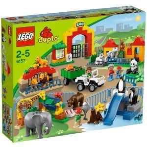 Duplo 6157 - Ville : Le grand zoo